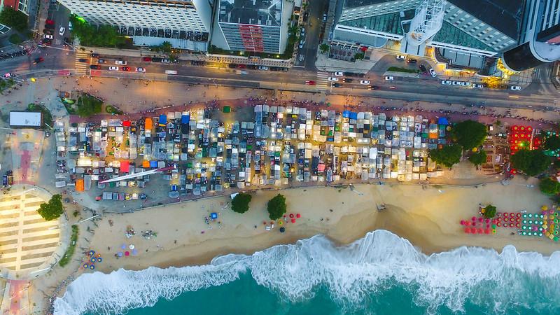 Garanta agora a sua passagem aérea e conheça a Feirinha Beira Mar em Fortaleza