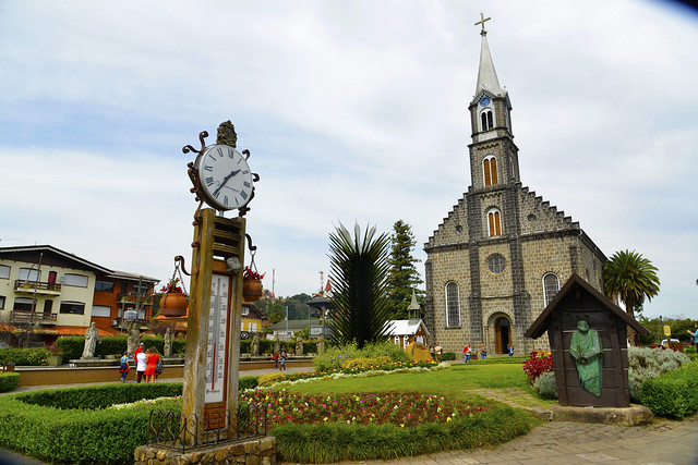 Igreja Matriz São Pedro, Gramado